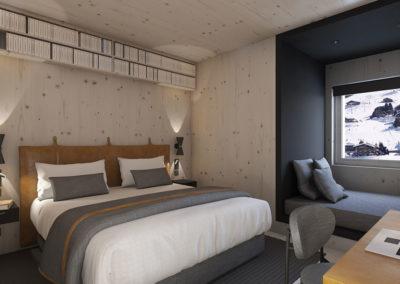hotel st-alban chambre classique