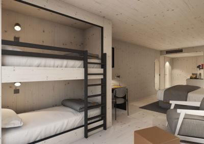 hotel st-alban chambre familiale