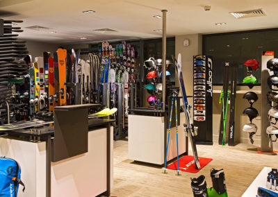 hotel st-alban skishop