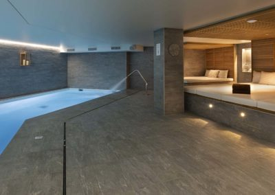St-Alban Hotel & Spa - Piscine Spa NUXE
