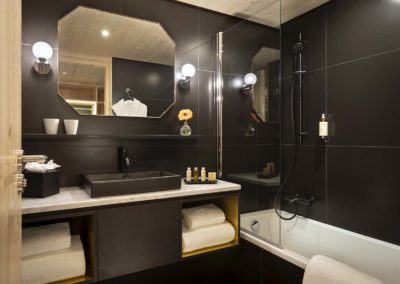 St-Alban Hotel & Spa - Salle de bain