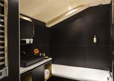 St-Alban Hotel & Spa - Salle de bain (Familiale St-Alban)