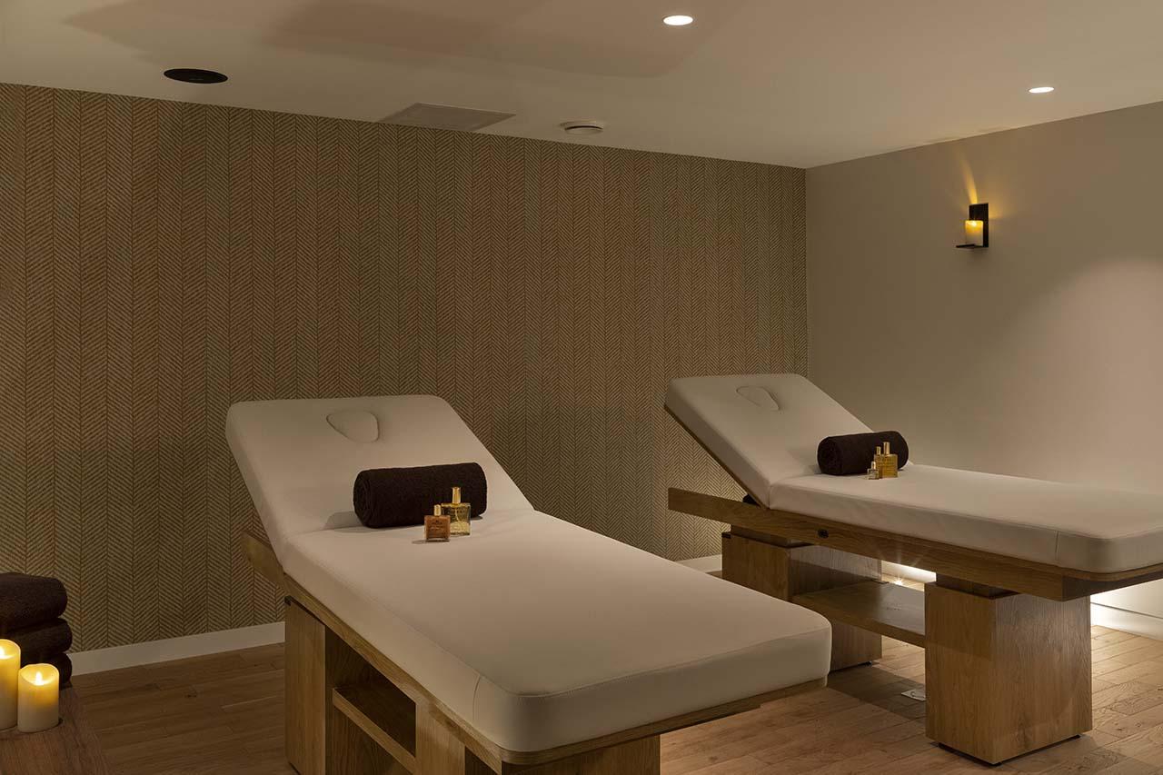 St-Alban Hotel & Spa - Salle de massage