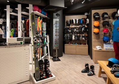 St-Alban Hotel & Spa - Skishop