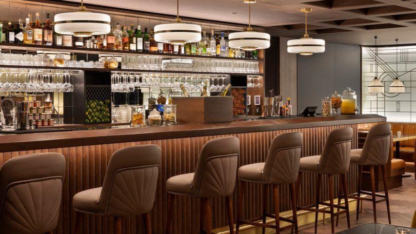 St-Alban Hotel & Spa - Espace bar & tapas