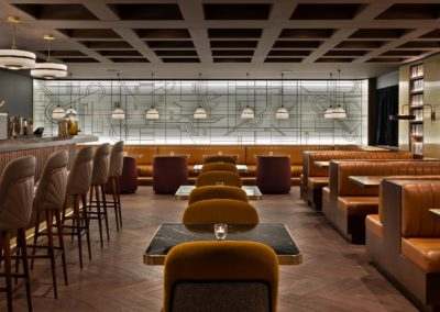 St-Alban Hotel & Spa - Espace petit déjeuner (3)
