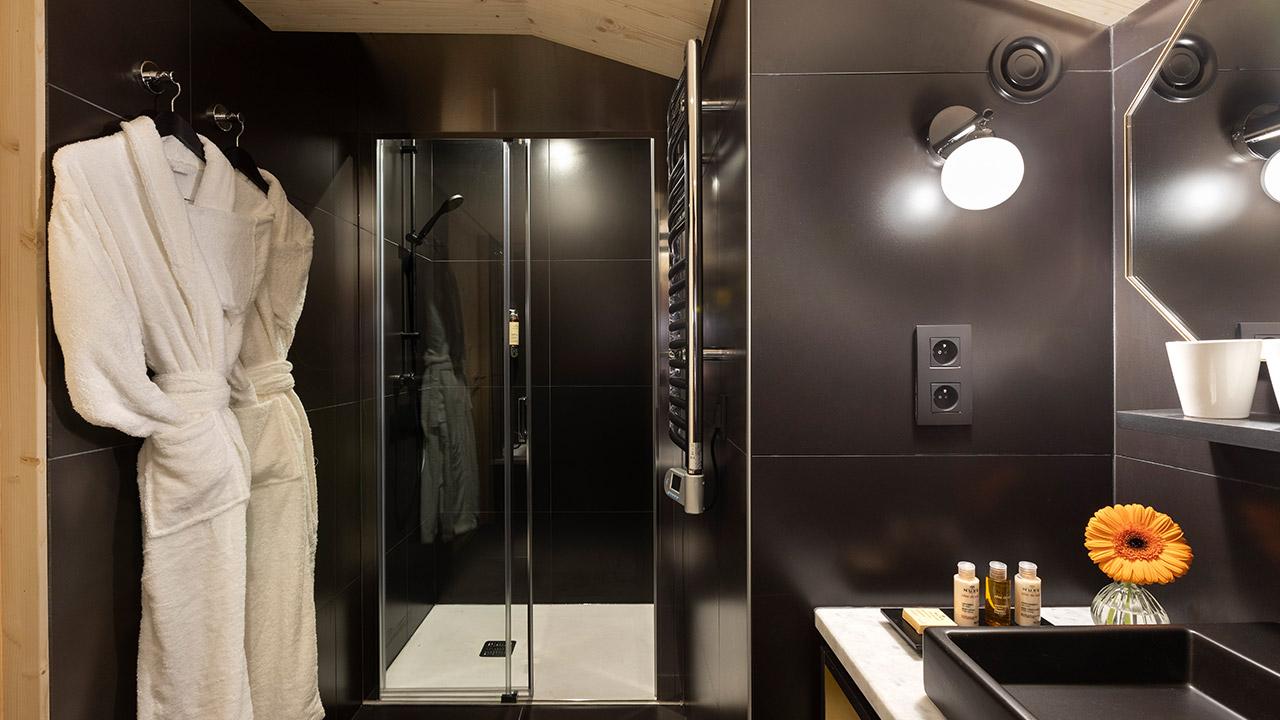 St-Alban Hotel & Spa - Salle de bain (Chambre familiale St-Alban)