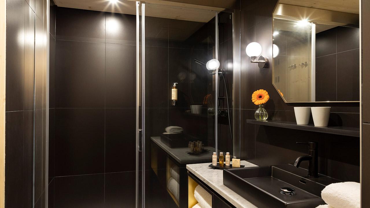 St-Alban Hotel & Spa - Salle de bain (Duplex)