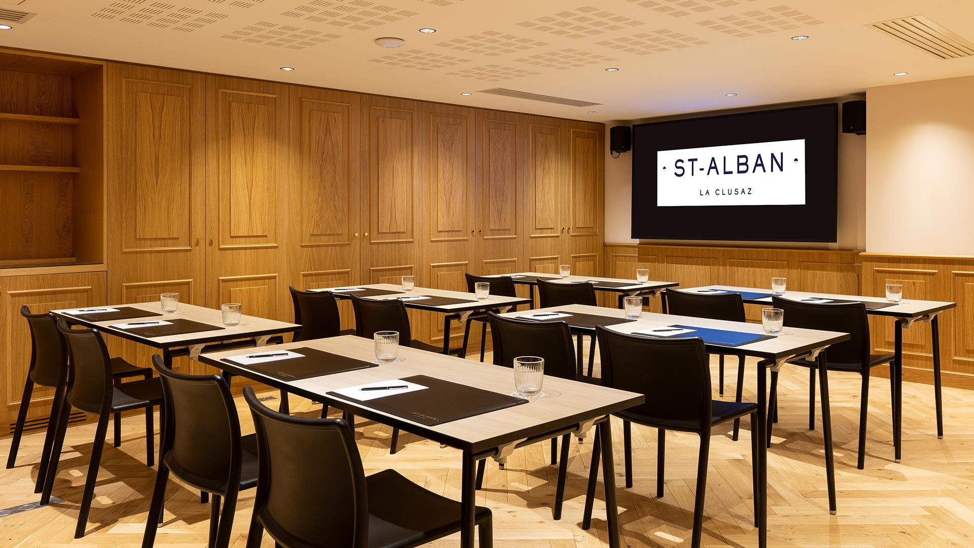 St-Alban Hotel & Spa - Salle de classe
