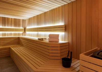 St-Alban Hotel & Spa -Sauna