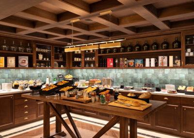 St-Alban Hotel & Spa - Buffet petit déjeuner