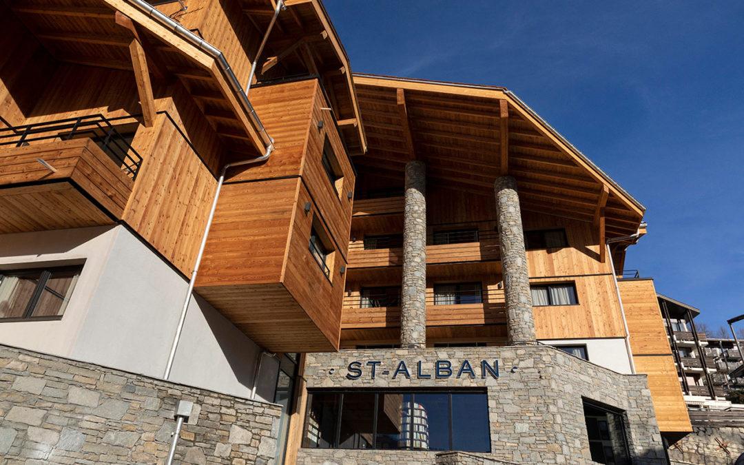 5 raisons de choisir le St-Alban Hotel & Spa pour vos vacances à La Clusaz