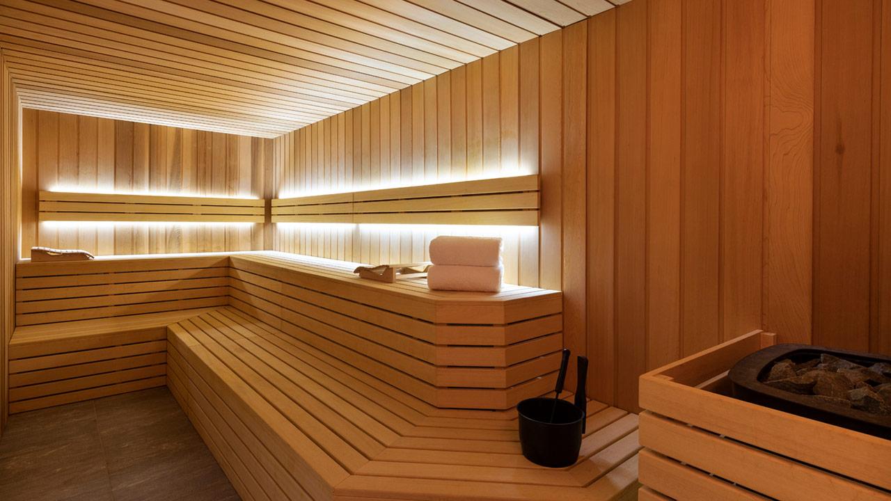 St-Alban-Hotel-&-Spa - Sauna
