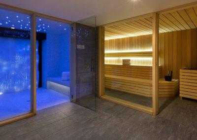 St-Alban Hotel & Spa - Sauna et grotte de glace