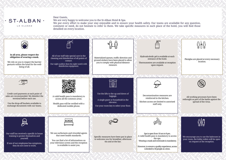 HSA - Livret Client EN