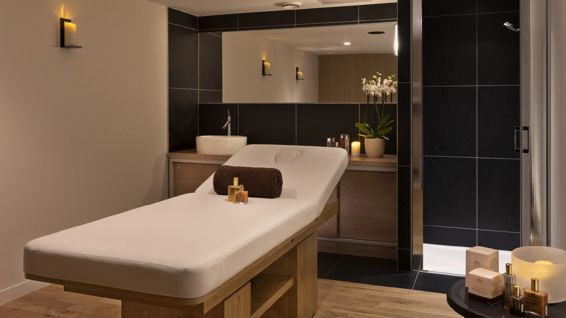 St-Alban Hotel & Spa - cabine de soin simple